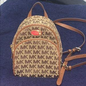 Michael Kors Mini Logo Backpack
